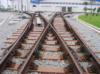 铁路枕木铺设规范